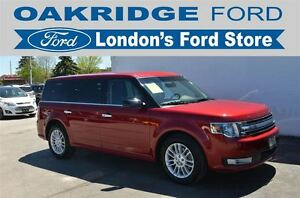 2016 Ford Flex SEL, ALL WHEEL DRIVE, LEATHER SEATS, 3.5L V6, REM