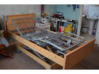 Bed Bakare hospital bed for use at home