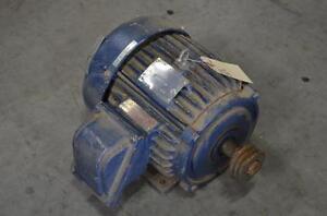 TECO 3hp Motor