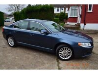 VOLVO S80 2,4 D5 2007 AUTOMATIC SE 4dr used
