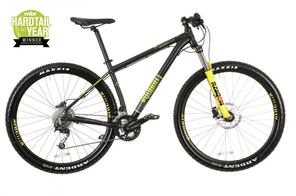 Voodoo Bizango 29er Mountain Bike 20inch Frame - Excellent Condition ...