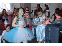 Kid's Disco Dance Party DJ only £185 for 2 Hours - Children's Dancing Games & Competitions