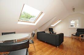 One bedroom top floor apartment, Streatham, Leigham Vale SW16 £1200 per month,