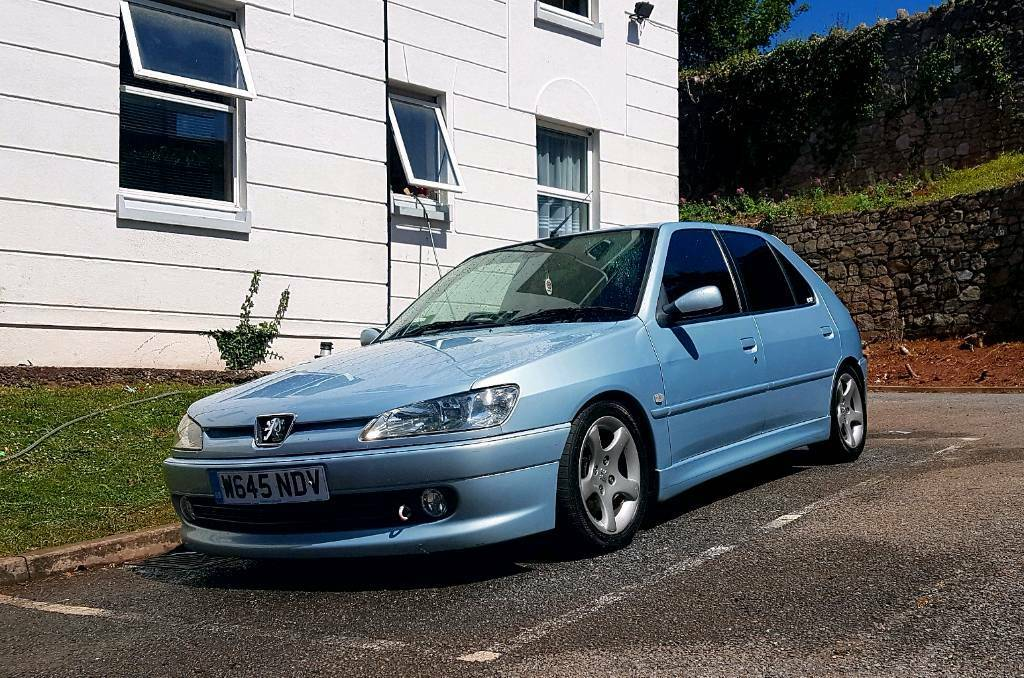 peugeot 306 d turbo in torquay devon gumtree. Black Bedroom Furniture Sets. Home Design Ideas