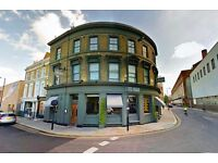 A bright and airy top floor one bedroom flat, Lots Road, SW10
