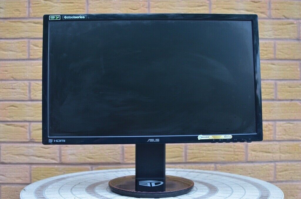 ASUS VG248QE 144hz monitor - NO OFFERS | in Burton-on-Trent, Staffordshire  | Gumtree