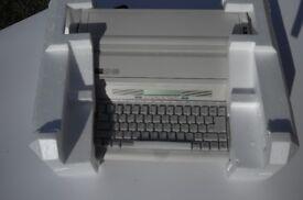 Nakajima Electronic Typewriter