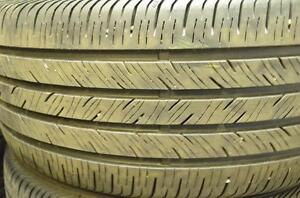 235 40 19 Used Tires.Continental. Contiprocantact.