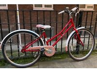 Red Littleton Pendleton Classic Bike (Used)