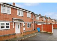 Lovely newly renovated 3 bedroom house with back garden to rent