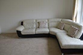 DFS Dice Left Arm Facing Corner Sofa