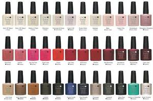 CND Shellac UV Color Coat - Gel Nail Polish - BRAND NEW GENUINE West Island Greater Montréal image 5