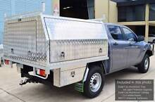 DUAL,EXTRA AND SINGLE CAB ALUMINIUM CANOPY RANGE - TO DARWIN Darwin CBD Darwin City Preview