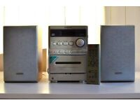 COMPACT CD STEREO SYSTEM - AIWA XR EM20