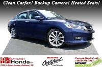 2013 Honda Accord Sedan Sport Absolutely Mint! No Accident! Back