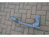 Land rover discovery hydraulic rear retractable step, good working order, black, VGC