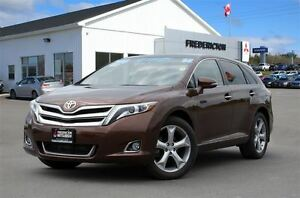 2014 Toyota Venza LIMITED! REDUCED! V6! AWD! LEATHER! NAV!
