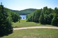 Cottage on Baptiste Lake for Rent- Thanksgiving Long Weekend