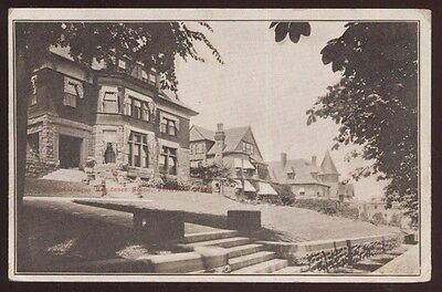 Postcard PORTLAND Oregon/OR  Mansion Row Large Victorian Houses/Homes view 1907?