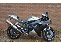 for sale Yamaha YZF R1 2002,new MOT,full service history
