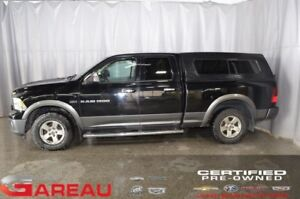 2012 Dodge RAM 1500 4WD QUAD CAB OUTDOORSMAN - 4X4 -DOUBLE CAB