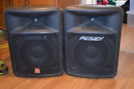 PEAVEY IMPULSE 200 SPEAKERS