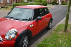Mini One For Urgent Sale