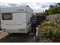2berth caravan for sale