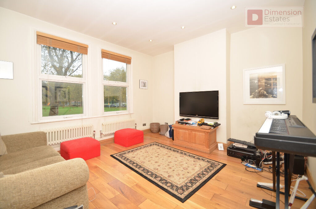 Amazing Unique 3 Bed Garden Flat overlooking Millfields Park E5