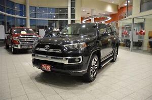 2015 Toyota 4Runner **LIMITED** 7 Passenger, Navigation, Smart K
