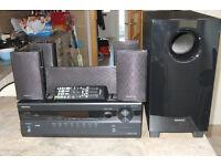 Onkyo RT-380 home cinema system