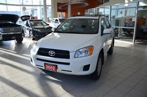 2012 Toyota RAV4 FWD Touring, Sunroof, Bluetooth