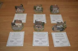 Danbury Dale model collection by John Robbins from Danbury Mint