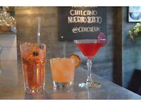Award Winning bar is looking for a talented Bartender to join the team, Soho, London