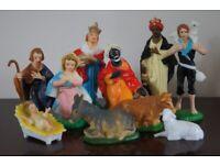 10-Piece Nativity Set