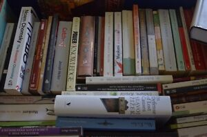 Amazing collection of used books for sale - must go as a bundle Perth City Area Preview