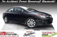 2012 Honda Civic Sedan EX Honda Certified! No Accident! Power Mo
