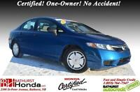 2011 Honda Civic Sedan DX-G AMAZING DEAL!!! Honda Certified! One