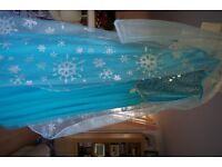 Original Disney dress-up Frozen Queen Elsa - Ages 7-8
