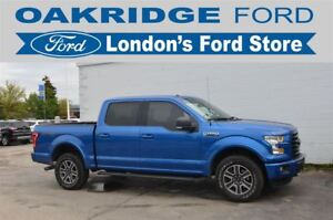 2015 Ford F-150 4WD SUPERCREW