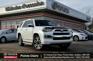 2015 Toyota 4Runner LIMITED 7 PASSAGER!!!!!!!! MAGS ROOF LEATHER
