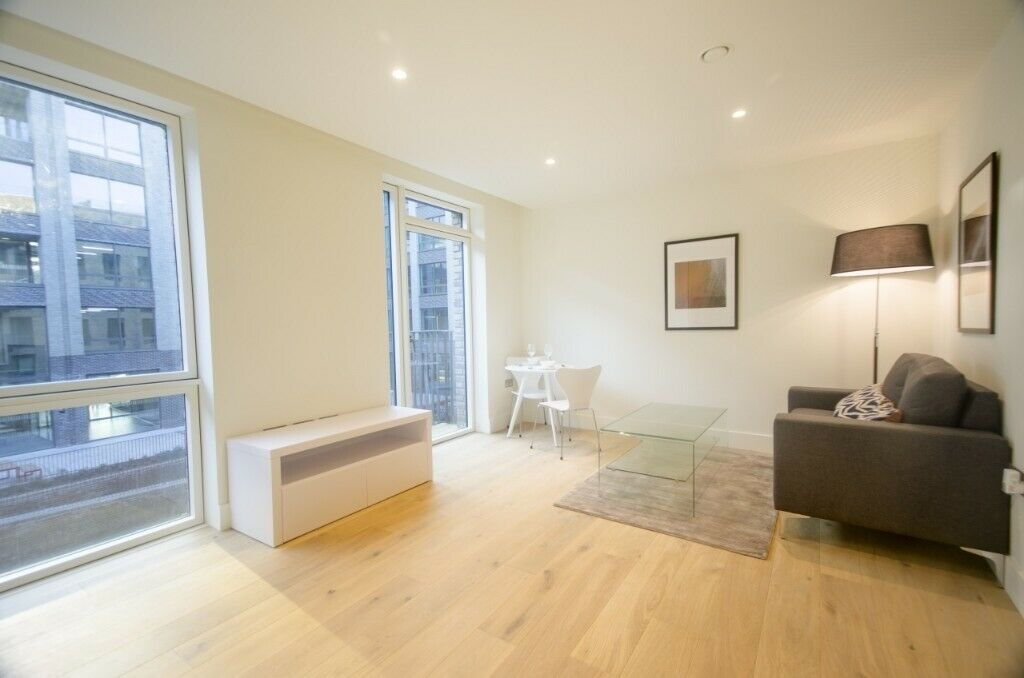 Luxury Studio Apartment To Rent In Ladbrooke Grove Atrium Apartments W10 Available End Of March