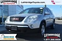 2007 GMC Acadia POWER EVERYTHING, DVD, REMOTE START, HEATED LEAT