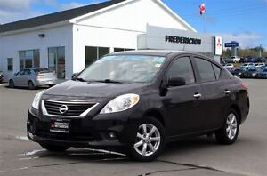 2014 Nissan Versa SL! REDUCED! NAV! BACKUP CAM!