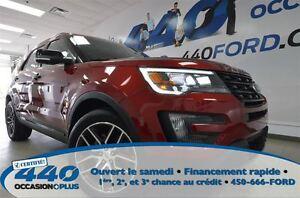 2016 Ford Explorer Sport  *Cuir, Toit, Navigation*
