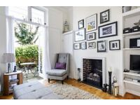 A stunning one bedroom ground floor Victorian conversion available to rent on Oliver Grove