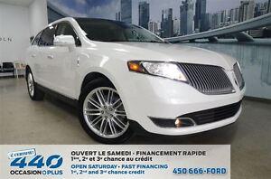 2014 Lincoln MKT | AWD, CUIR, TOIT, NAVIGATION