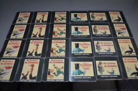24 Guinness drinks coasters