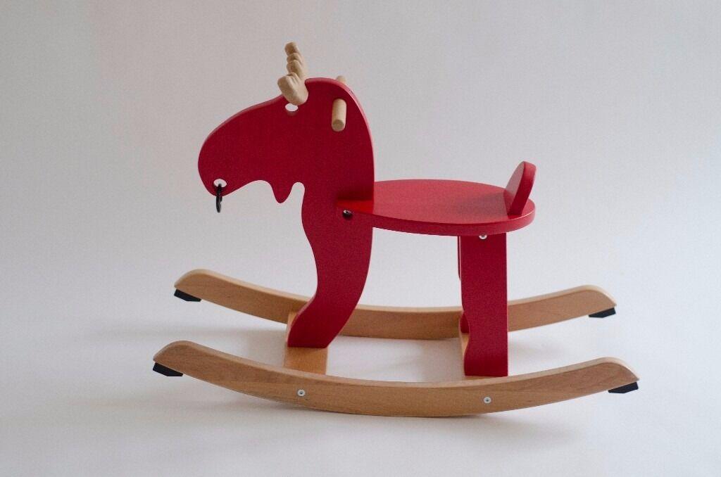EKORRE rocking moose (IKEA)