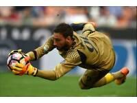 Goalkeeper wanted - asap!